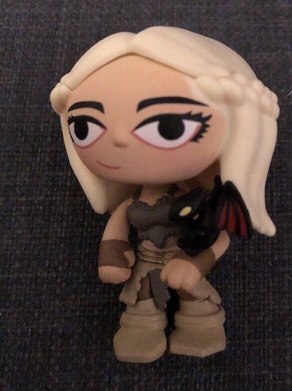 Game of Thrones - Daenerys Targaryen - Vinyl Figur - Mystery Minis - Funko