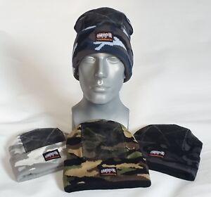 Image is loading Swift-Rock-Camouflage-Breakdance-Headspin-Beanie-Cap-Hat ac22b16f5542