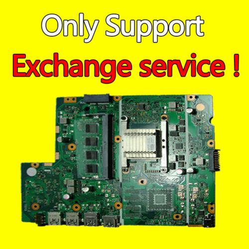 Exchange Motherboard For ASUS VivoBook 15 X540U X540UA X540UV Mainboard PM GM