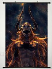 Bleach Kurosaki Ichigo Bankai Home Decor Anime Japanese Poster Wall Scroll 298
