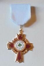 Masonic Knight Templar Scottish Rite Jewel Honor Medal Ceremony Award Degree KT