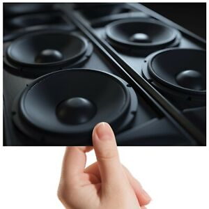 Music-Speakers-Sound-System-Small-Photograph-6-034-x-4-034-Art-Print-Photo-Gift-14351