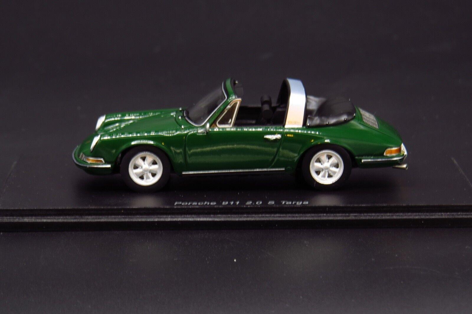 Porsche 911 2.0 S Targa 1967 Spark 1 43 S4464