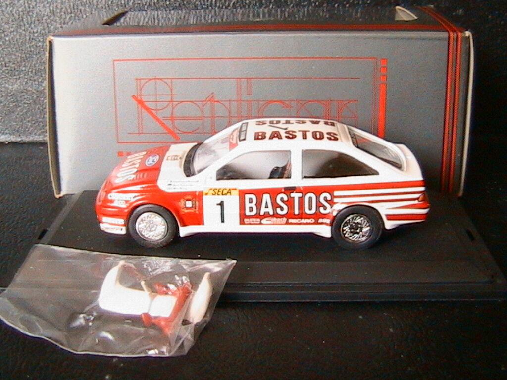 FORD SIERRA COSWORTH BASTOS 24H SPA SPA SPA 1989 BRANCATELLI SCHNEIDER PERCY TROF c0e9d3