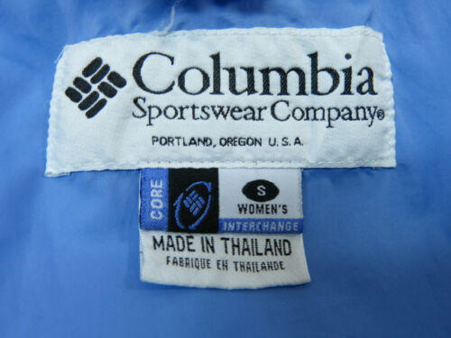 K Ton S Kapuze amp; Jacke Sport Gr Blau 3060 Mit Columbia wqpXzTR6