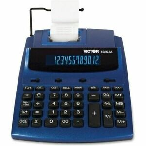 VICTOR-1225-3A-ANTIMICROBIAL-COMMERCIAL-PRINTING-CALCULATOR