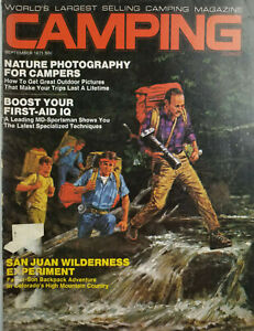 Camping-Journal-Sept-1971-Vtg-Magazine-San-Juan-Wilderness-Camper-Photography