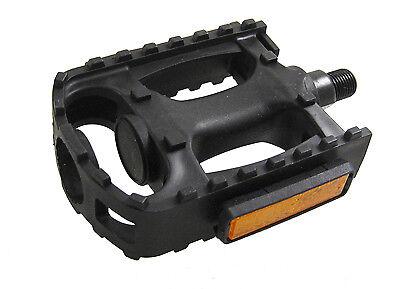 Sunlite Bicycle Pedals MTB Sport Ii 1//2 Black