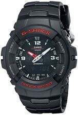 Casio Men's G100-1B G-Shock Classic Ana-Digi Watch