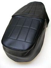 Motorcycle seat cover - Honda CD185 & CD200 Benly