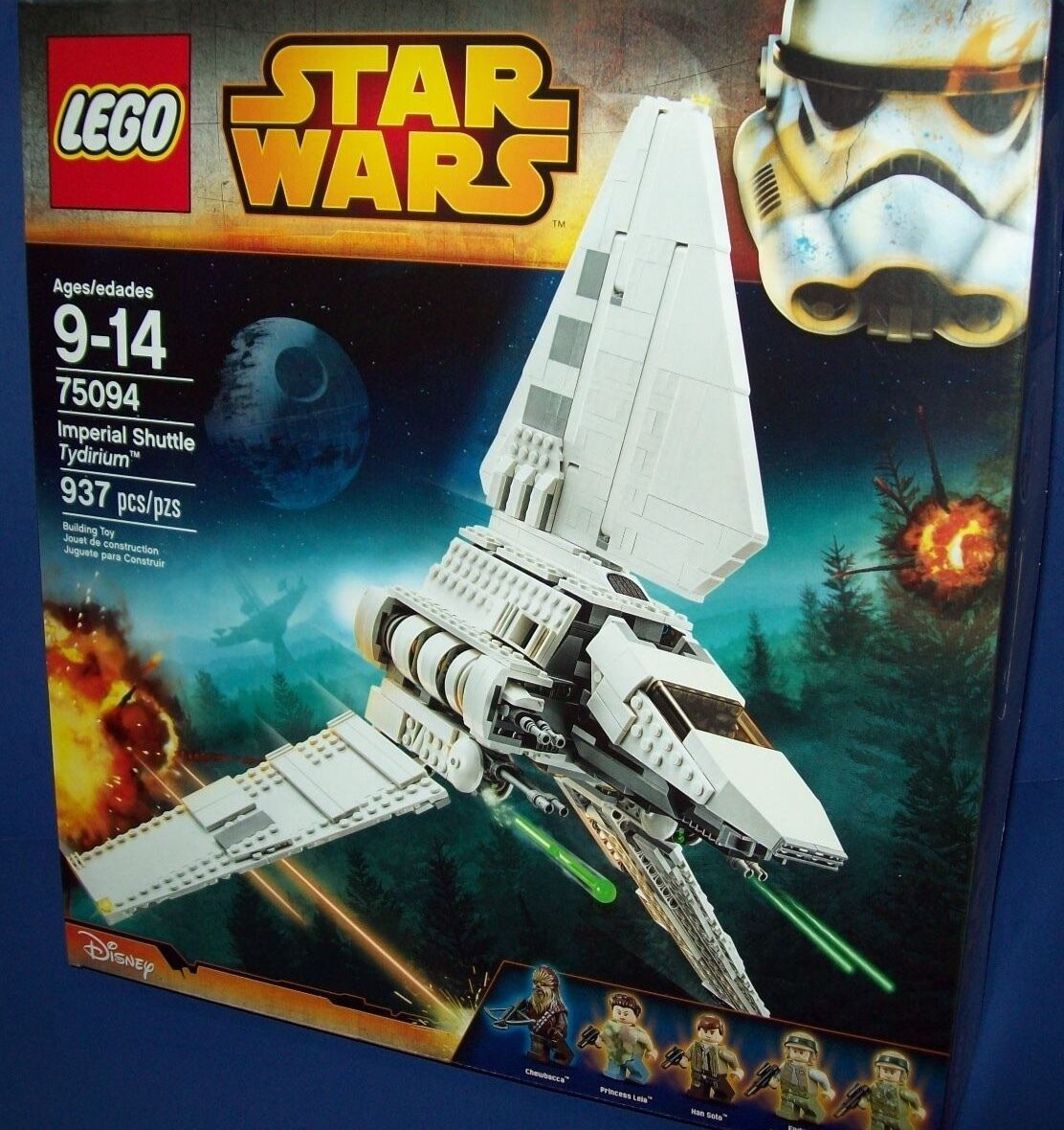 LEGO 75094 IMPERIAL SHUTTLE TYDIRIUM Star Wars NISB
