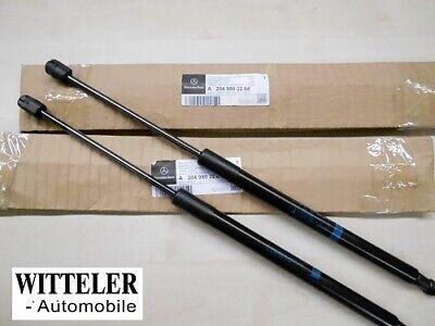 2x Mercedes Benz C-Klasse T-Modell W204 Dämpfer für Heckklappe  A2049802264