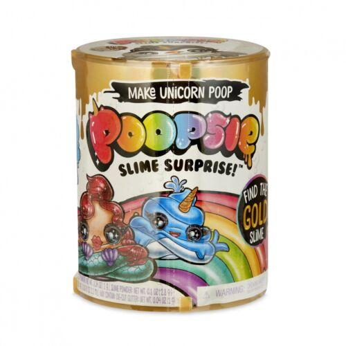 L.o.l Surprise Poopsie Slime Gold Einhorn sorpresa PACK NUOVO /& OVP