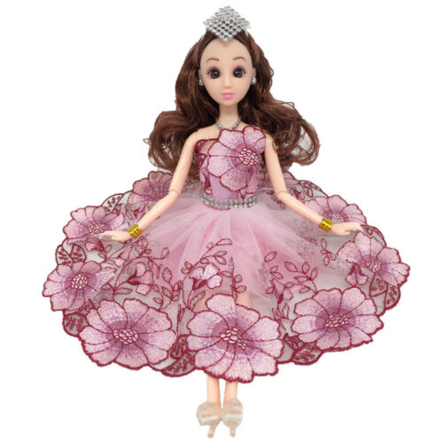 """Flower Dancing Costume Doll Dress For 11.5/"""" Doll Clothes 1//6 Fashion Outfits Toy"""