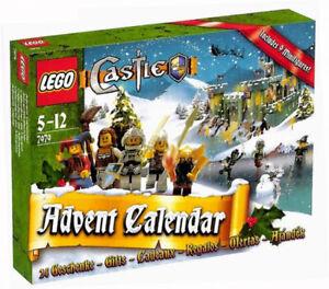 Lego-Castle-Advent-Calender-2008-ohne-Box