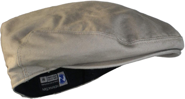 Ted /& Jack Street Easy Traditional Solid Cotton Newsboy Cap
