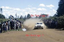 Bjorn Waldegard Toyota Celica Twincam Turbo Winner Safari Rally 1984 Photograph