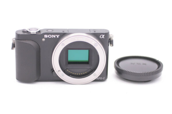 Adroit Sony Alpha Nex-3n 16.1mp Appareil Photo Numérique - Noir (boitier Uniquement) Diversifié Dans L'Emballage