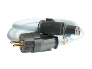 Supra-Cables-Lorad-Mk-II-2-5-Cs-Eu-Mains-Power-With-Sw-Eu-Plug-Even-9-10-12ft