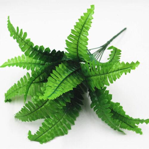 Simulation green plant decoration bush indoor outdoor plastic grass decoration