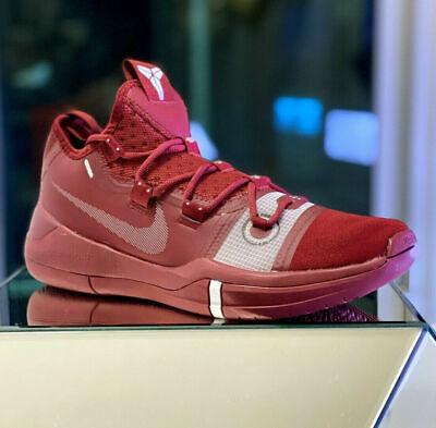 Nike Kobe A D Tb Promo Team Red Size 8 Brand New W Box Rare At3874 601 Ebay
