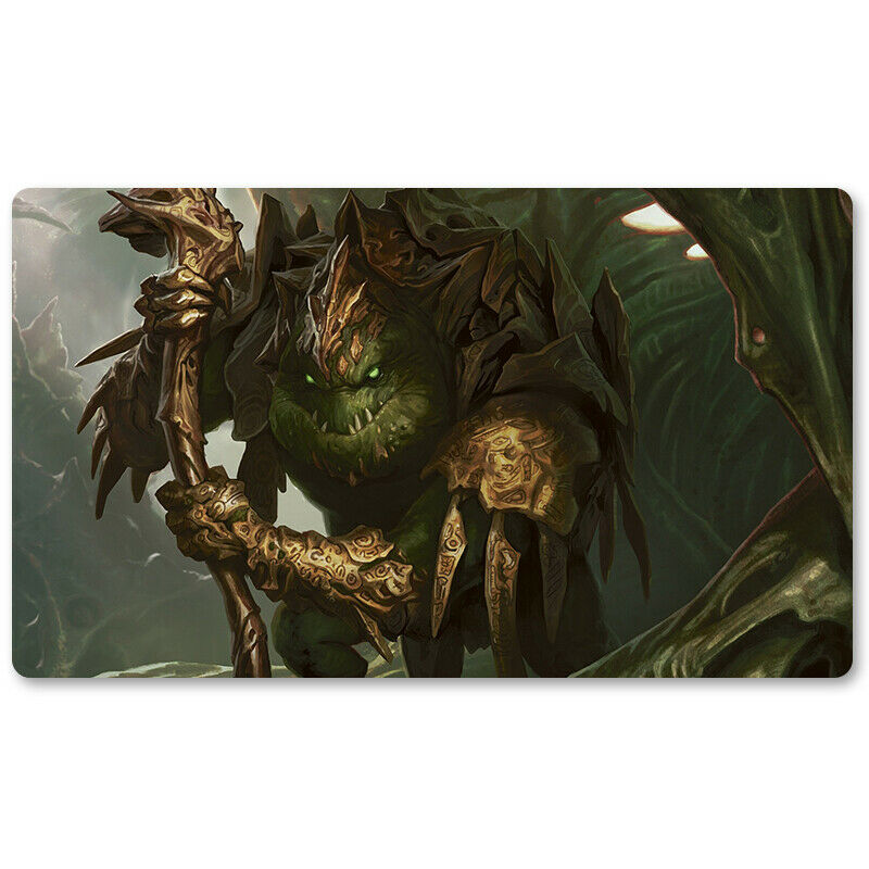 Thrun the Last Troll - Board Game MTG Playmat Table Mat