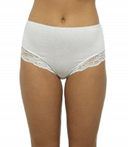 SALE Anucci 2 Pack Control Briefs Cotton Stretch White or Black All Sizes BR359