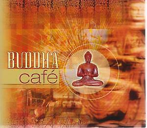 BUDDHA CAFE Various CD USA Intentcity 2003 12 Track Digi Pack Featuring No Noise