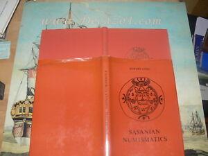 Gobl-Robert-Sasanian-Numismatics-Manuals-of-Middle-Asian-Numismatics-Rare