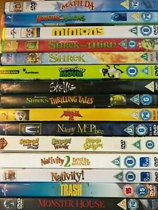Various-Children-039-s-DVD-Collection-Buy-1-or-Bundle-Up-amp-Save