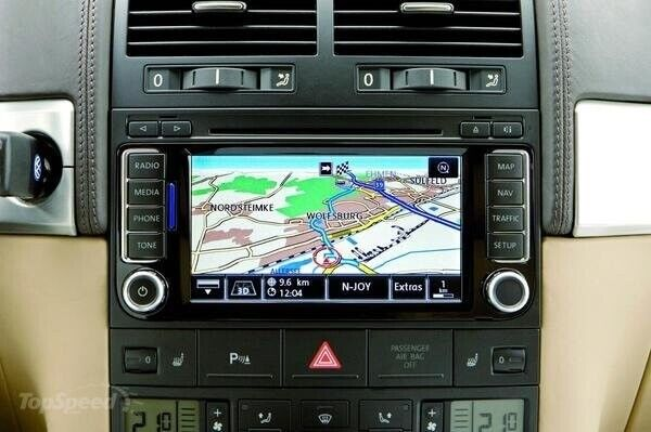Software/kort, VW RNS 510 V16 2019 – dba dk – Køb og Salg af Nyt og