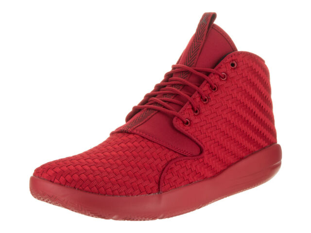 0100dde8d791a8 Nike Jordan Eclipse Chukka Woven Gym Red Men Classic Shoes SNEAKERS ...