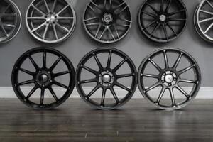 SuperSpeed RF03RR Flow Formed Wheels 18 inch 5x112 SizingVW/AUDI ***WheelsCo*** Canada Preview