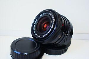 Rare MC Carl Zeiss Jena Flektogon AUTO 35mm f/2.4 Wide Angle SLR lens M42 SUPER