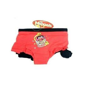20f906767792 NEW LOOK THE MUPPETS Cotton boy shorts Women's Briefs Comfort ...