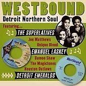 Westbound Detroit Northern Soul (CDKEND 332)