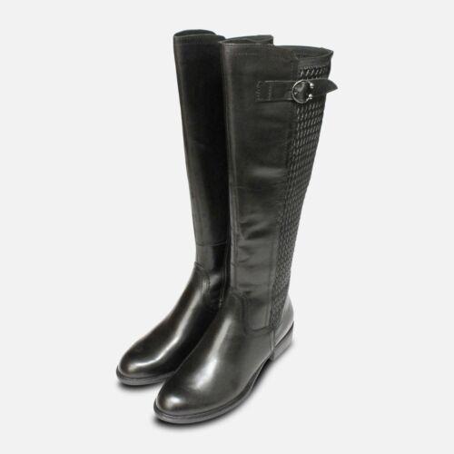 Full Boots Plain Length Ladies Black Zip Tamaris Yxq4wPFOnx