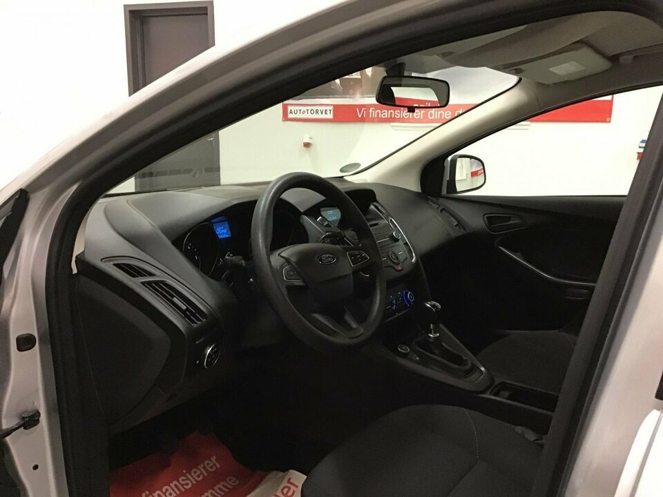 Ford Focus 1,5 TDCi 95 Trend stc. Diesel modelår 2016 km