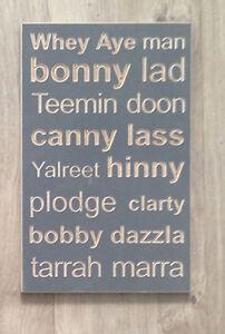 Friends unagi tv sitcom phrases wall hanging sign shabby vintage chic plaque