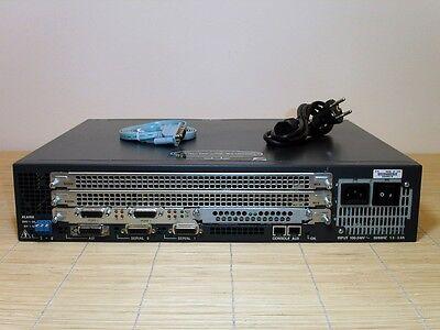Cisco AS5200 Universal Access Servers Router E1 60 ISDN V.90