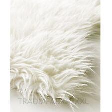 Ikea Tjen Lamb Fur Imitation Rug Faux Seat Pad Chair Cushion New