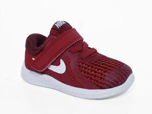 Nike Rosso Bambino 601 Bianco Scarpe 4 Revolution Sportive Td 943304 ZTARSfxn