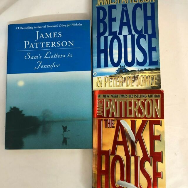 James Patterson Beach Lake House, Sam's Letters To