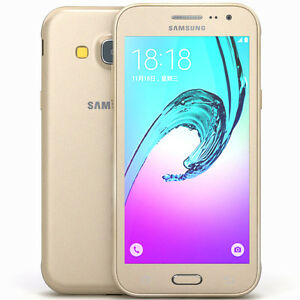 Brand New SAMSUNG Galaxy J3 SM-J320FN 8GB *2016* GOLD ...