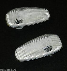 MERCEDES-SPRINTER-VITO-VARIO-W124-W210-VW-LT-Side-Wing-Indicators-Repeaters-PAIR