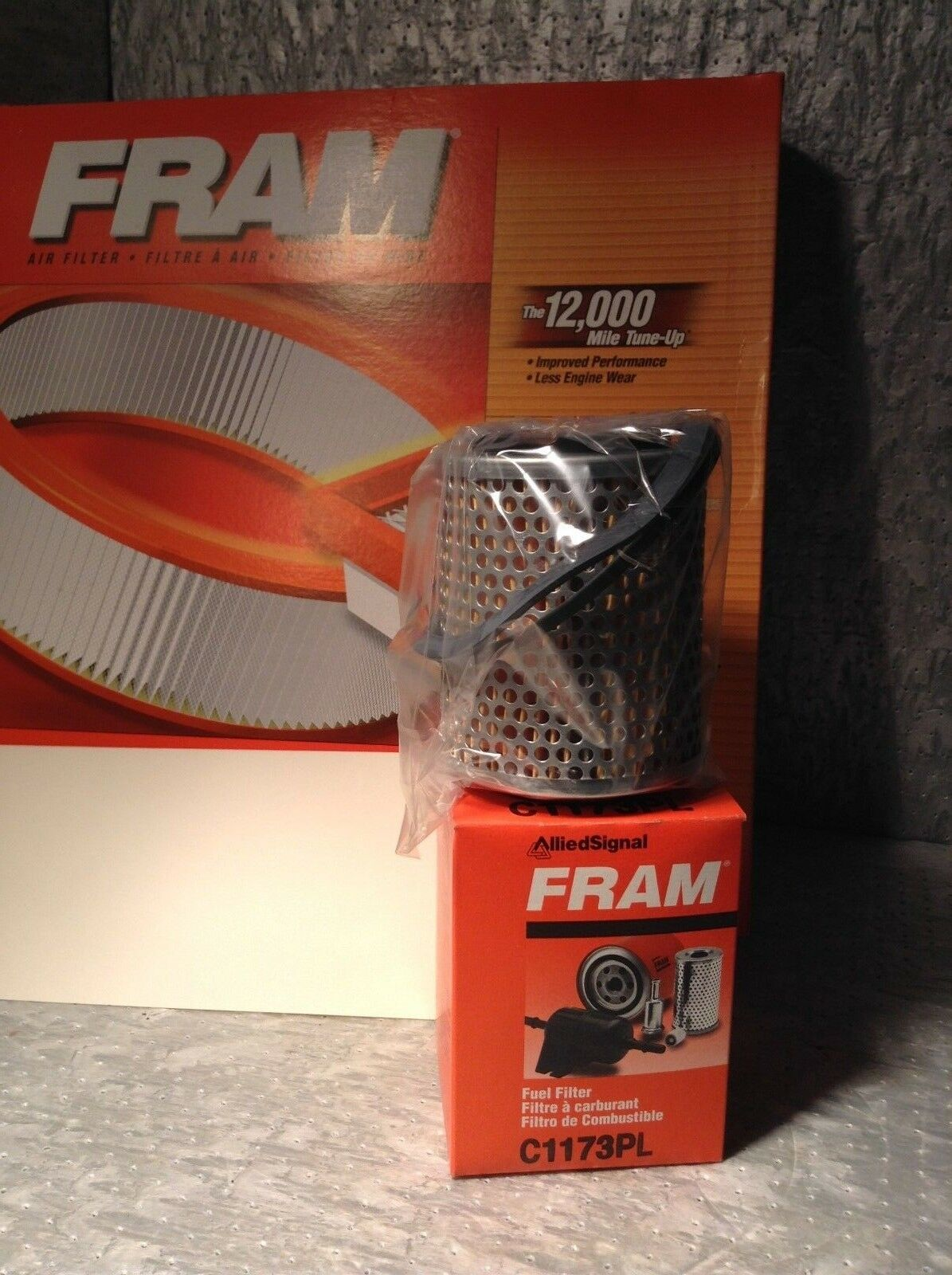 Fuel Filter Fram C1173pl Ebay Performance Stock Photo
