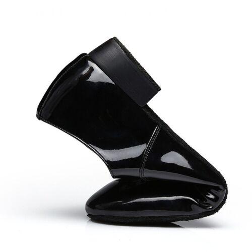 Men Ballroom Dance Shoes Latin Waltz Tango Lether Shoes Low Heel Soft Bottom