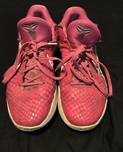 b795e97a1305 Kobe 6 Kay Yow Breast Cancer Think Pink Men s Size 10 RARE