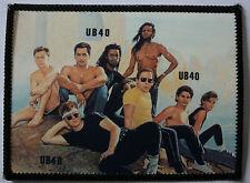 UB40 Original Vintage 1980`s Sew On Patch/Photopatch not tour shirt lp cd badge
