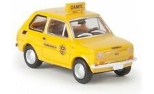 "#22367 - Brekina Fiat 126 ""ÖAMTC""  - 1:87"